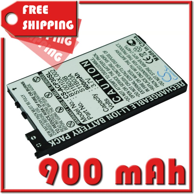 BATTERY ACER BT.0010X.002, S11B03B FOR neoTouch P300, P300