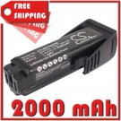 BATTERY BOSCH 2 607 336 241, 2 607 336 242, BAT504 FOR PS10, SPS10, SPS10-2