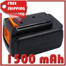 BATTERY BLACK & DECKER LBX1540-2, LBX2040, LBX36, LBXR2036, LBXR36, LBXR36-2 FOR  MST2118, TC220