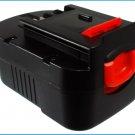 BATTERY BLACK & DECKER FSB14, HPB14, 499936-34, BD1444L FOR SXR14, XTC143BK