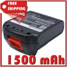 BATTERY BLACK & DECKER BL1114, BL1314, BL1514, LB16 FOR LGC120, LST220, SSL20SB