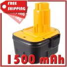 BATTERY DEWALT 152250-27, 397745-01, DC9071, DE9037, DE9071 FOR DW981KF-2, DW981KQ