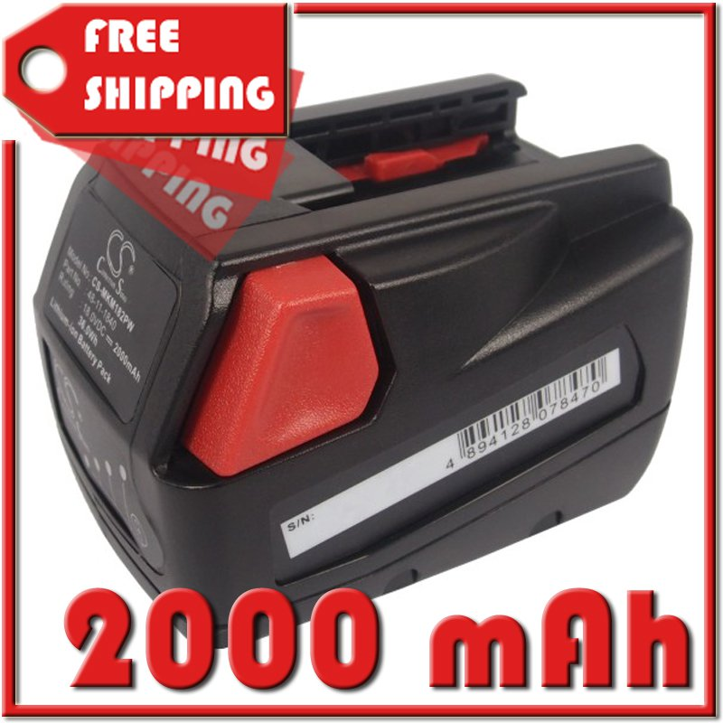 BATTERY MILWAUKEE 48-11-1830 FOR M18 XC