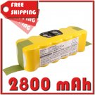 BATTERY IROBOT 11702, GD-Roomba-500, VAC-500NMH-33 FOR Roomba 960, Roomba R3 500, Scooba 450