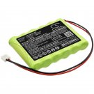 BATTERY YALE GP60AAAH6BMJ, GP60AAS4BMX, HSA3800, HSA6300, HSA6400 FOR Family Alarm Control Panel