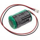 BATTERY VISONIC 0-9912-J, GP250BVH6AMX FOR Powermax Bell Box, PowerMax MCS-700