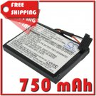 BATTERY MITAC 338937010172, T300-3 FOR M1100, MIO 4190, Mio Moov 400, Mio Moov 405