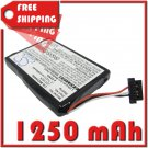 BATTERY MITAC FOR  Mio 268 Mio 269 Plus, Mio C310, Mio C310x, Mio C510, Mio C510e, Mio C710