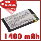 BATTERY MITAC 338937010109, E4MT131323H12 FOR Mio H610
