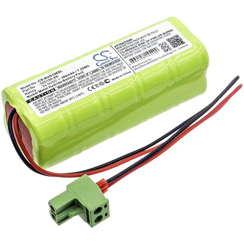 BATTERY BESAM 505186-BB FOR automatische Turoffnung EMC, EMCM, EU-EUD