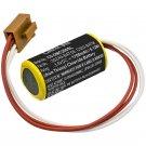 BATTERY OMRON 3G2A9-BAT08, C500-BAT08 FOR C60P, C60PF, CQM1, CV1000, CV1M, CV500, CVM1D, GT600