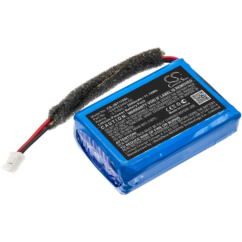 BATTERY JBL GSP853450-02 FOR Turbo