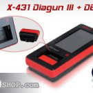 100% Original X431 DIAGUN III with Bluetooth Update Online