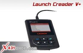 2013 New Release Launch Creader V+ DIY Code Reader Best Offer