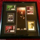 Ozzy Osbourne Custom Framed Original Ozzfest ALL 1999 LA Passes