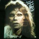 LINDA BLAIR Signed 11X14 'The Exorcist' Regan W/SCRIPTION & COA