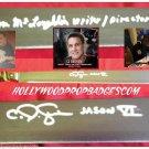 Neca Friday the 13th Jason Machete Signed by CJ Graham & Tom McLoughlin W/PROOF