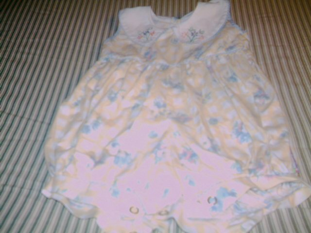 6 - 9 MTHS - BABY SUPERSTORE - INFANT GIRL ROMPER