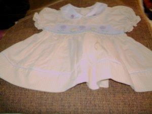 12 MTHS - INFANT GIRL BABY DRESS