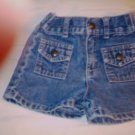 12 MTHS- JEANWEAR,INC. - INFANT GIRL SHORTS