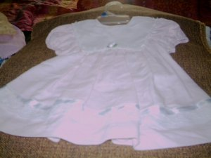 12 MTHS - RARE EDITION - INFANT GIRL DRESS