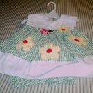 2T - SAMARA - TODDLER GIRL SUNDRESS SET