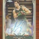 2014 Topps Chrome Rookie Autographs #171 Arthur Lynch