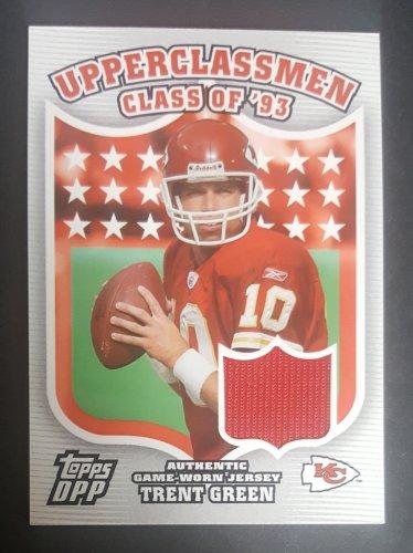 2006 Topps Draft Picks and Prospects Upperclassmen Jersey #UCTGR Trent Green