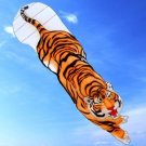 Pure hand-painted 6 meters big tiger Kite