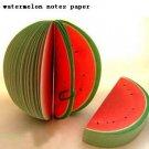 5x Fruit notes paper