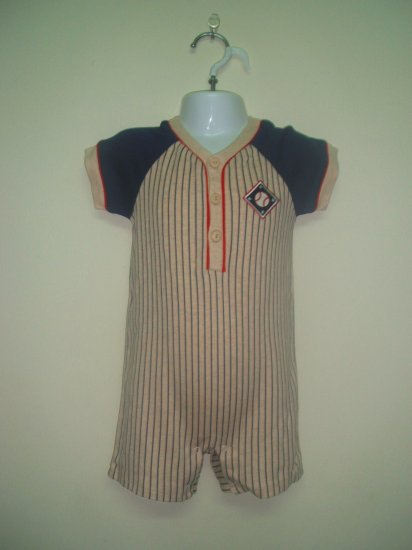 NEW First Impressions Romper 9M
