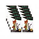 10 Packs Disney ZOOTOPIA FujiFilm Fuji Instax Mini Film, 100 Photos Polaroid 7S 8 25 50S 70 X344