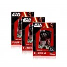 3 Packs Star Wars 2016 FujiFilm Fuji Instax Mini Film, 30 Photos Polaroid 7S 8 25 50S 70 X345