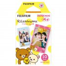 1 Pack RILAKKUMA FujiFilm Fuji Instax Mini Film, 10 Photos Polaroid 7S 8 25 70 X232