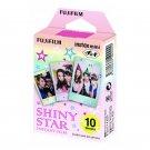 1 Pack Shiny Star FujiFilm Fuji Instax Mini Film, 10 Photos Polaroid 7S 8 25 70 X238