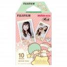 1 Pack Sanrio Little Twin Stars FujiFilm Fuji Instax Mini Film, 10 Photos Polaroid 7S 8 25 70 X240