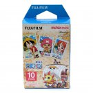 1 Pack One Piece FujiFilm Fuji Instax Mini Film, 10 Photos Polaroid 7S 8 25 70 X253