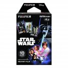 1 Pack Star Wars FujiFilm Fuji Instax Mini Film, 10 Photos Polaroid 7S 8 25 50S 70 X338