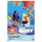 1 Pack Disney Pixar Finding Dory FujiFilm Instax Mini, 10 Photos Polaroid 7S 8 25 50S 70 X355