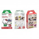 Hello Kitty & Winnie The Pooh & Mickey FujiFilm Instax Mini, 30 Photos Polaroid 7S 8 25 70 90