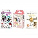 Hello Kitty & My Melody & Gudetama FujiFilm Instax Mini Instant 30 Photos Polaroid 7S 8 25 70 90
