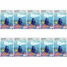10 Packs Disney Pixar Finding Dory 2nd FujiFilm Instax Mini 100 Photos Polaroid 7S 8 25 50S 70 X356