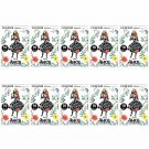 10 Packs Alice in Wonderland Curiouser FujiFilm Instax Mini 100 Photos Polaroid 7S 8 25 70 90 X360