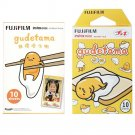 Sanrio Gudetama Value Set FujiFilm Instax Mini 20 Instant Camera Photos Polaroid 7S 8 25 70 90