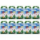 10 Packs Green Line Friends FujiFilm Fuji Instax Mini Film, 100 Photos Polaroid 7S 8 25 50S 70 X322