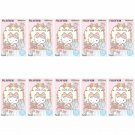 10 Packs Sanrio Hello Kitty 2016 2ND FujiFilm Instax Mini 100 Photos Polaroid 7S 8 25 50S 70 90 X361