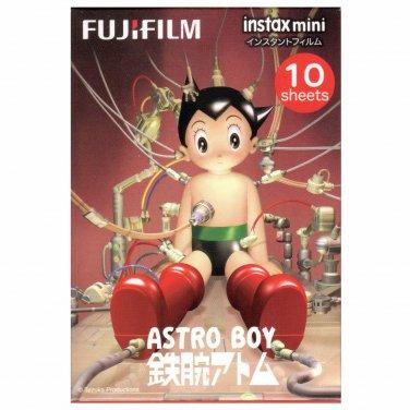 1 Pack 10 Photos Astro Boy FujiFilm Instax Mini Film Polaroid X382