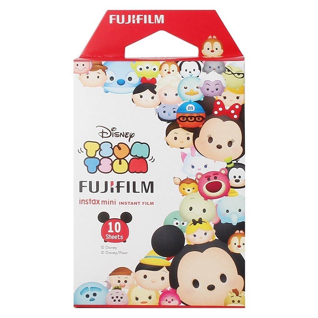 1 Pack 10 Photos Disney Tsum Tsum FujiFilm Fuji Instax Mini Film Polaroid 7S 8 X394