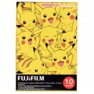 1 Pack 10 Photos Pokemon Pikachu FujiFilm Fuji Instax Mini Film Polaroid SP-2 X397