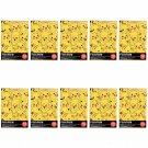 10 Packs 100 Photos Pokemon Pikachu FujiFilm Fuji Instax Mini Film Polaroid SP-2 X397